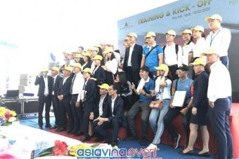 Sự Kiện Training & Kick Off Dự Án Phú Mỹ Gold City